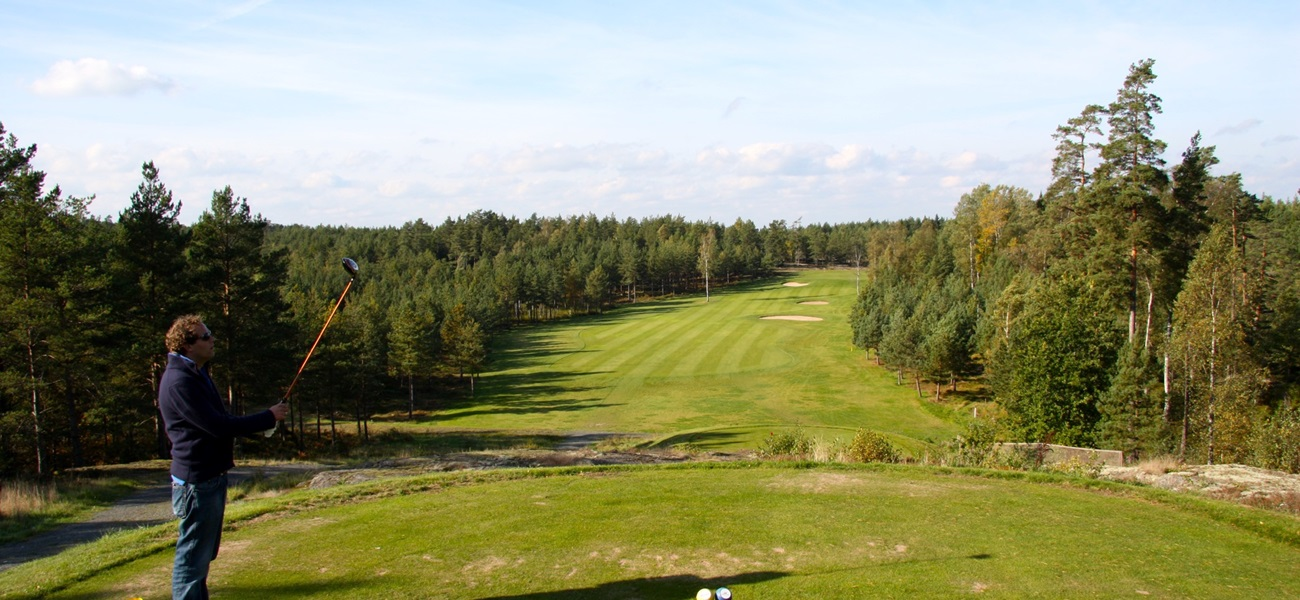 Golfen in Loftahammar